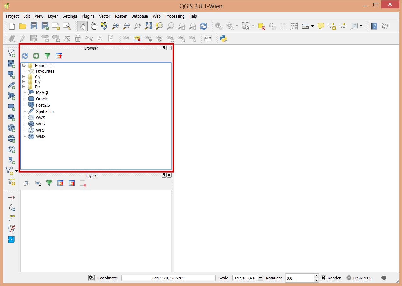 Basics — QGIS Tutorials 0 1 documentation