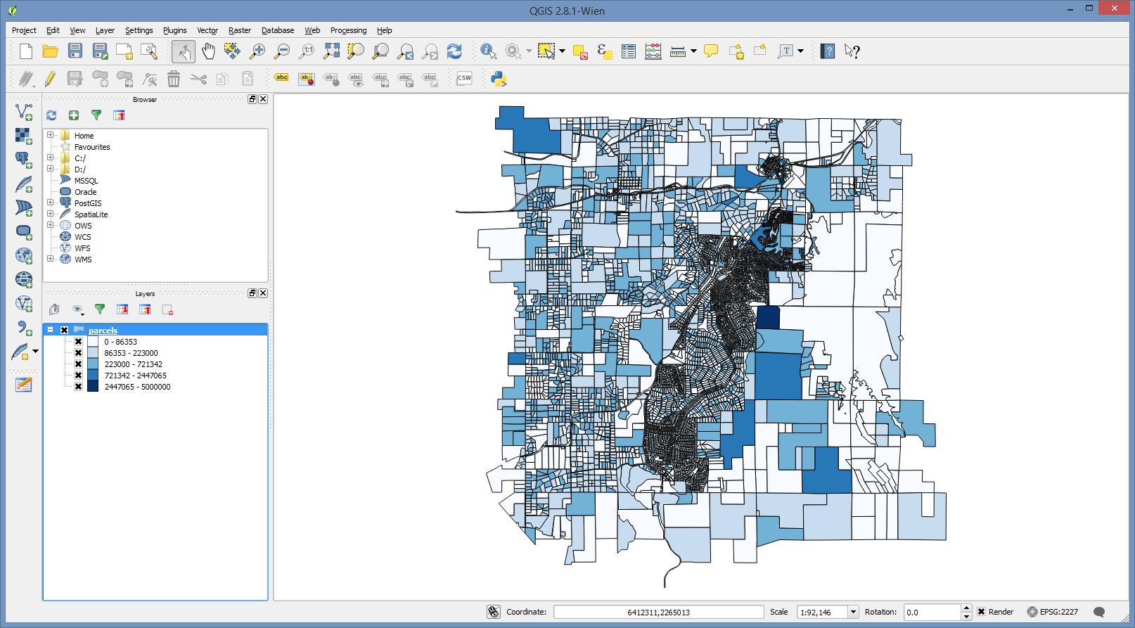 Editing — QGIS Tutorials 0 1 documentation